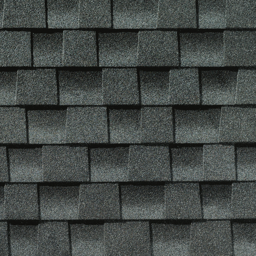 GAF Timberline Armorshield II 33.33-sq ft Pewter Gray Laminated Architectural Roof Shingles