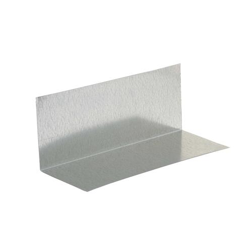 Amerimax 4-in x 120-in Galvanized Steel Step Flashing