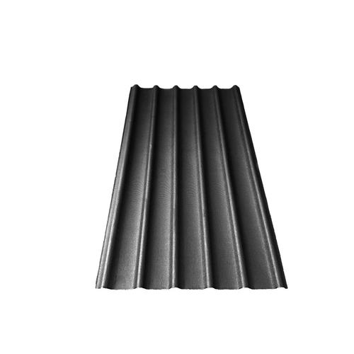 Ondura 6V 3.67-ft x 6.58-ft Ribbed Asphalt Roof Panel